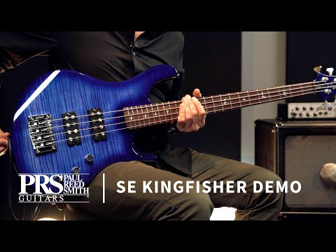 The SE Kingfisher | PRS Guitars
