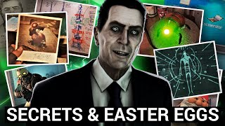 23 Easter Eggs & Secrets Found in Half Life Alyx (Horror Game Secrets)