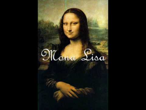 Mona Lisa by Nat King Cole W/ Lyrics