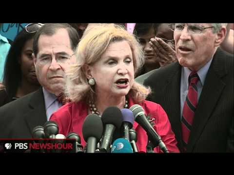 Rep. Carolyn Maloney Reacts to Supreme Court Decision Upholding Affordable Care Act