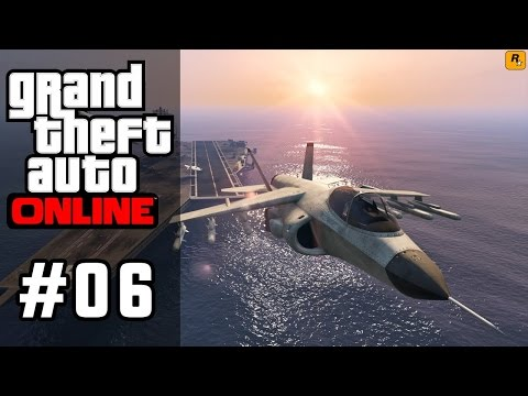 Grand Theft Auto V (Online) PC | Online Shenanigans | #06