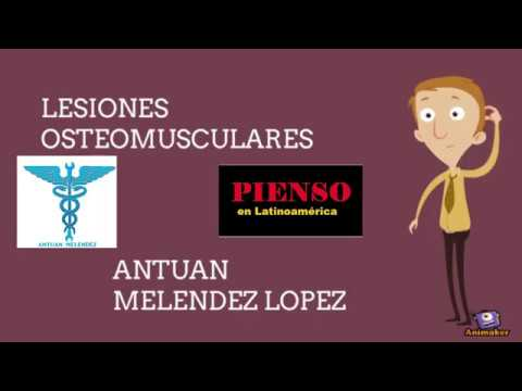 Dr  Antuan Lesiones osteomusculares