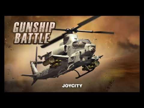 📱Como Hackear 🚁GUNSHIP BATTLE Helicopter 3D🚁 JOYCITY Corp. Version Actualizada👍