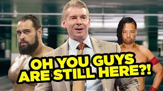 Why These 7 WWE Wrestlers Are Suffering In Silence