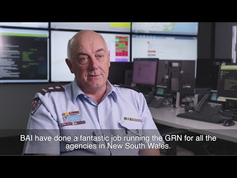 Customer testimonial video - Graham Tait, Fire and Rescue NSW, Australia
