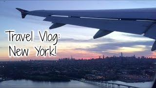 Travel Vlog ✈ New York: I ate my way through the BIG APPLE! | October 2015