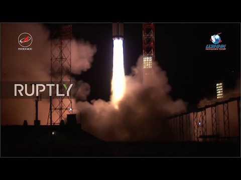 LIVE: Proton M launches Amazonas-5 satellite from Baikonur Cosmodrome