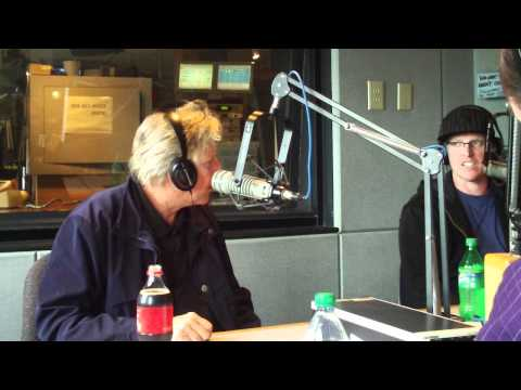 Gary and Jake Busey on the Rusty Humphries