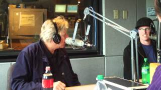 Gary and Jake Busey on the Rusty Humphries Show
