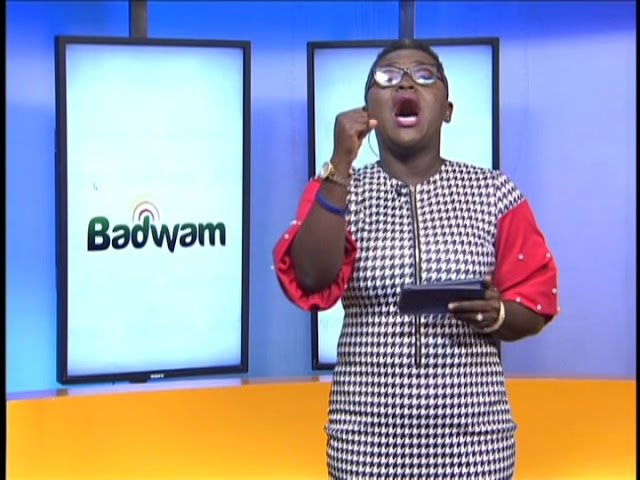 Badwam Intro on Adom TV (14-8-18)