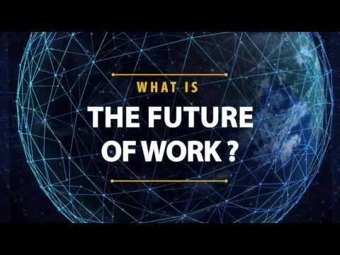 Join a global dialogue on the future of work