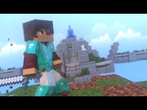 Minecraft skywars intro NO TEXT
