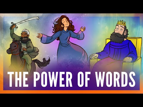 The Power Of Words - James 3 | Bible Lessons For Kids | HD | Sharefaithkids.com