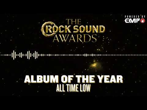Rock Sound Awards Powered By EMP: Album Of The Year - All Time Low Mp3