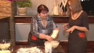 Дальневосточный рецепт. Осетинские пироги(Рецепт пирогов, который осетины привезли с собой на Дальний Восток, за 200 лет не изменился. Готовят Фыдджин-п..., 2012-12-11T05:17:42.000Z)