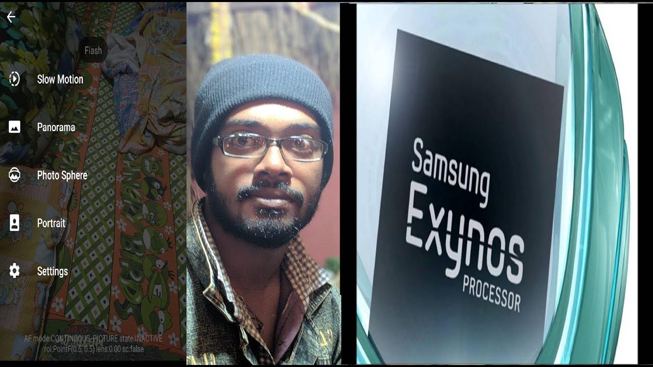 Google Pixel camera Portrait mode for Exynos processor Samsung galaxy S7 ,  S8 , S8+ & Note 8