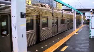 つきみ野駅ホームゲート