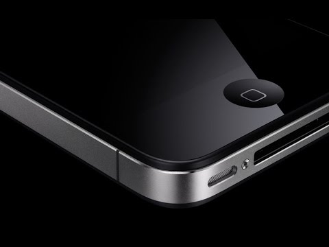 Распаковка восстановленного Apple iPhone 4S из Китая [Refubrished iPhone]