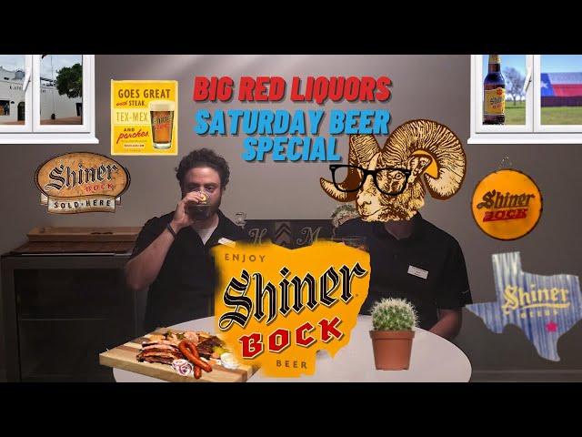 Shiner Bock Review