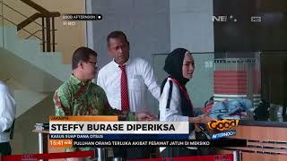 Download Video Steffy Burase Kembali Diperiksa KPK Dugaan Kasus Suap MP3 3GP MP4
