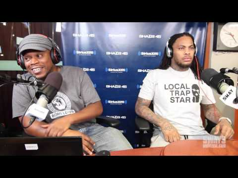 Waka Flocka Interview: Would You Vote for Him as President?