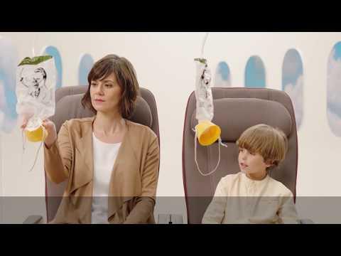 Video de seguridad de Iberia y Madrid