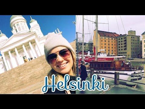 Spring in Helsinki Finland 🇫🇮| Travel Vlog