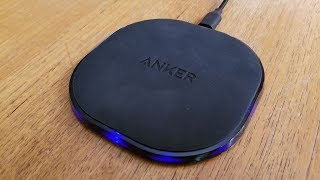 Anker Wireless Charging Pad Review - Fliptroniks.com