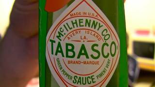 Tabasco Green Pepper Sauce Review!