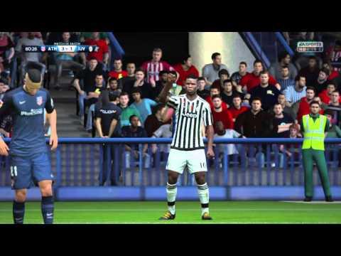 FIFA 16 Paul Pogba Coup Franc