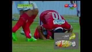 كأس مصر 2016 - ملخص الشوط الاول من مباراة الاهلى VS حرس الحدود بــ كأس مصر 2016/2015