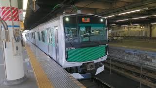 JR東日本 烏山線 EV-E301系