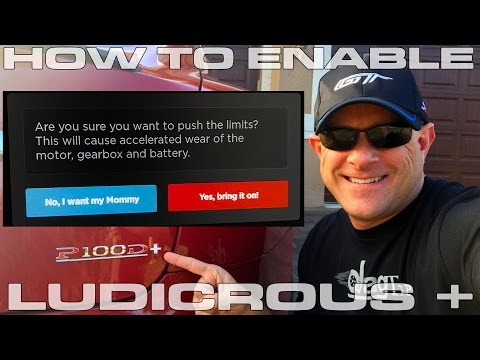 """Tesla """"Ludicrous+"""" Update Gives Model S P100D a 0-60 of 2.4 Seconds"""