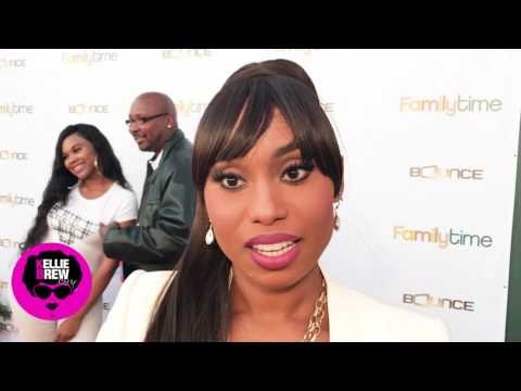 Angell Conwell Talks Baby Boy Reunion!!