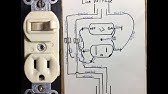 [FPER_4992]  Leviton Presents: How to Install a Combination Device with a Three-Way  Switch and a Receptacle - YouTube | Leviton T5225 Wiring Diagram |  | YouTube