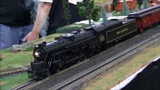2018 Greenberg Train Show Oaks PA   North Penn O Gaugers