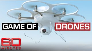 Game of drones: the aviation revolution | 60 Minutes Australia