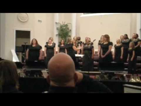 Go Light Your World- JC Choir