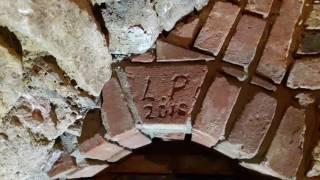 oprava kamenného sklepa..