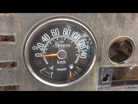 Jeep CJ speedometer wiring and bulb placement - YouTube