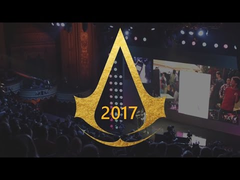 Assassins Creed is Back ! - E3 2017 Teaser