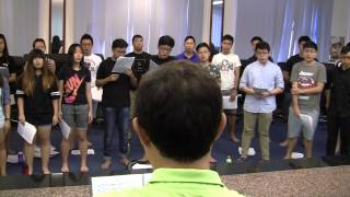 Singapore Choral Festival - The Vocal Consort Chamber - Home