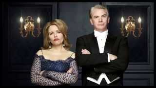 Premiere of LIVING ON LOVE TV Commercial with Renee Fleming, Anna Chlumsky, Jerry O