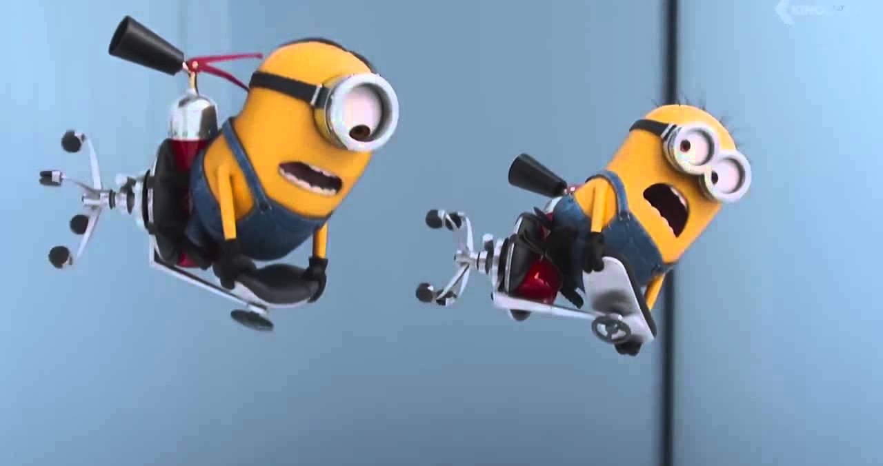 Trailer Film Minion Terbaru 2016 Despicable Prequel Hd Youtube Animasi