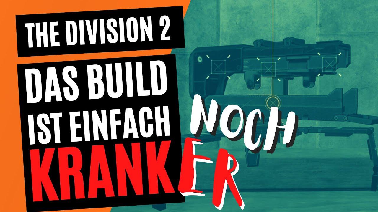 The Division 2 Fertigkeiten Build NOCH KRANKER - Skill Build - Division 2 Techniker Build Deutsch