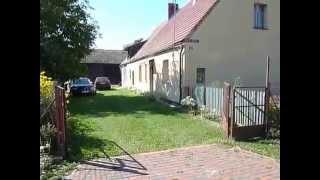 Na sprzedaż dom na wsi Kamień Pomorski okolica