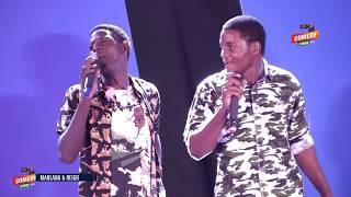 Alex Muhangi Comedy Store May 2019 - Maulana & Reign Omusoyisoyi