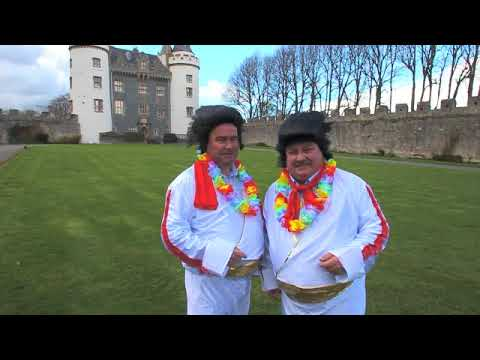 "Terry Andrews, SDLP and Billy WAlker, DUP pair up for ""Elvis sing off"""