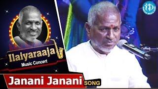 Janani Janani Song - Maestro Ilaiyaraaja Music Concert 2013 - Telugu - New Jersey, USA