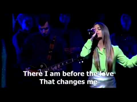 Ally Brooke - On My Knees (with Oak Hills Church Band) [02/03/2013]